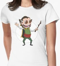Ra's al Ghul contemplates Immortality Womens Fitted T-Shirt