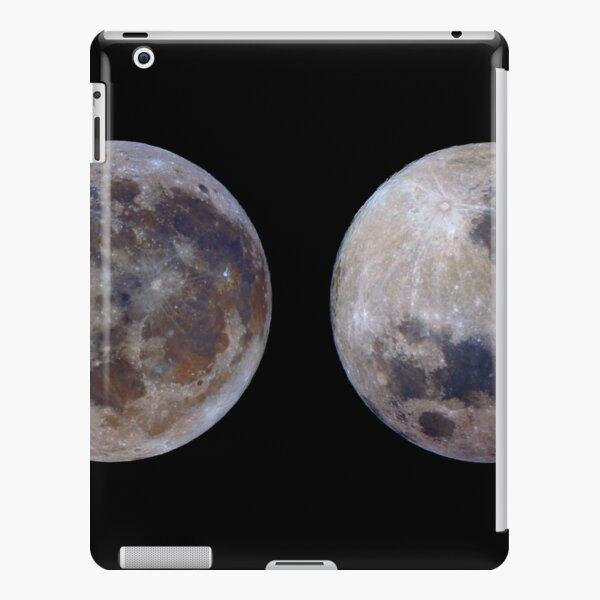 Full Moon in 3D colour iPad Snap Case