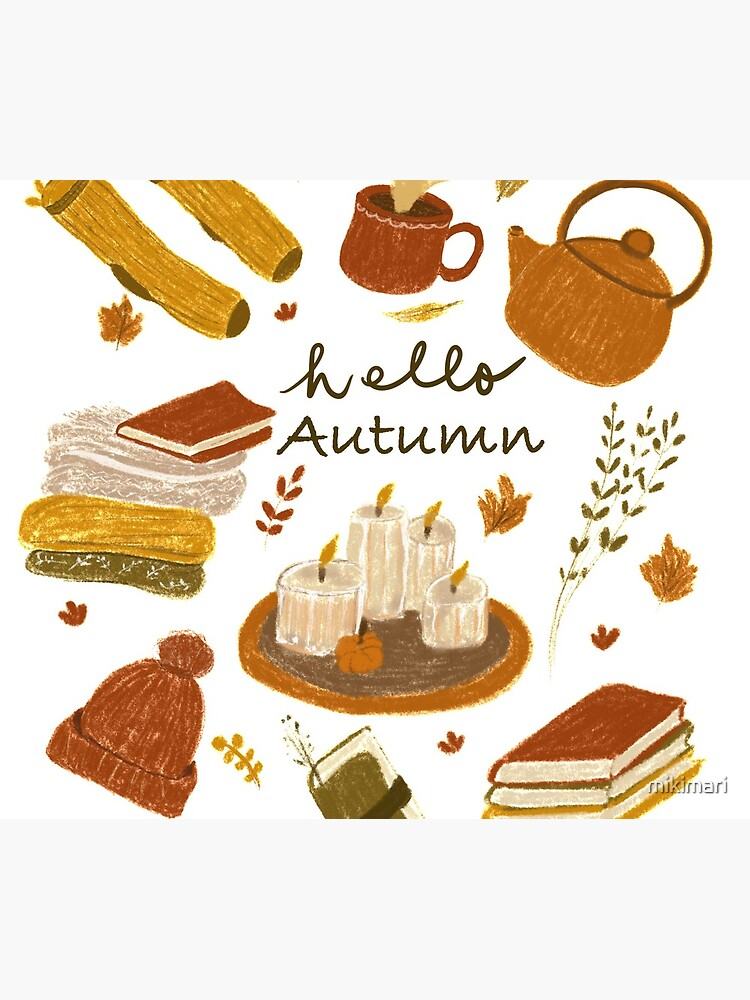 Autumn Cozy Vibes by mikimari