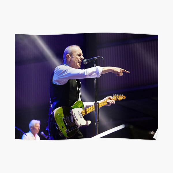 Francis Rossi #2 Poster