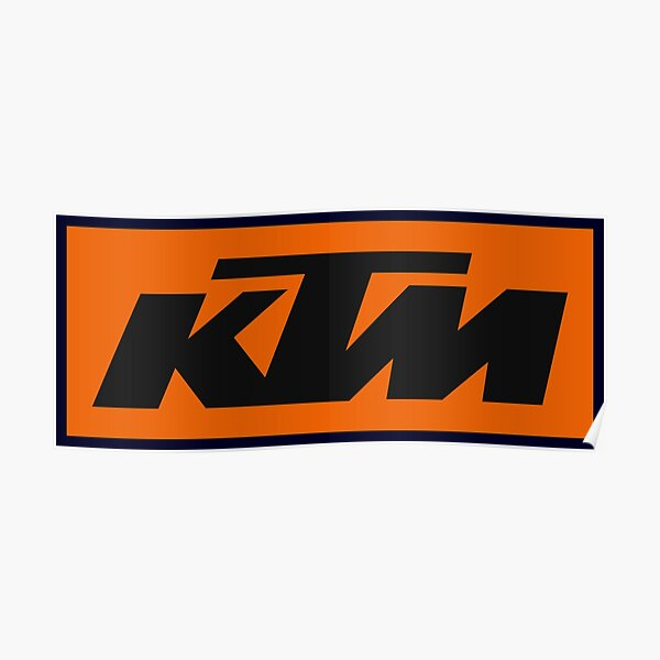 KTM REDBULL Poster