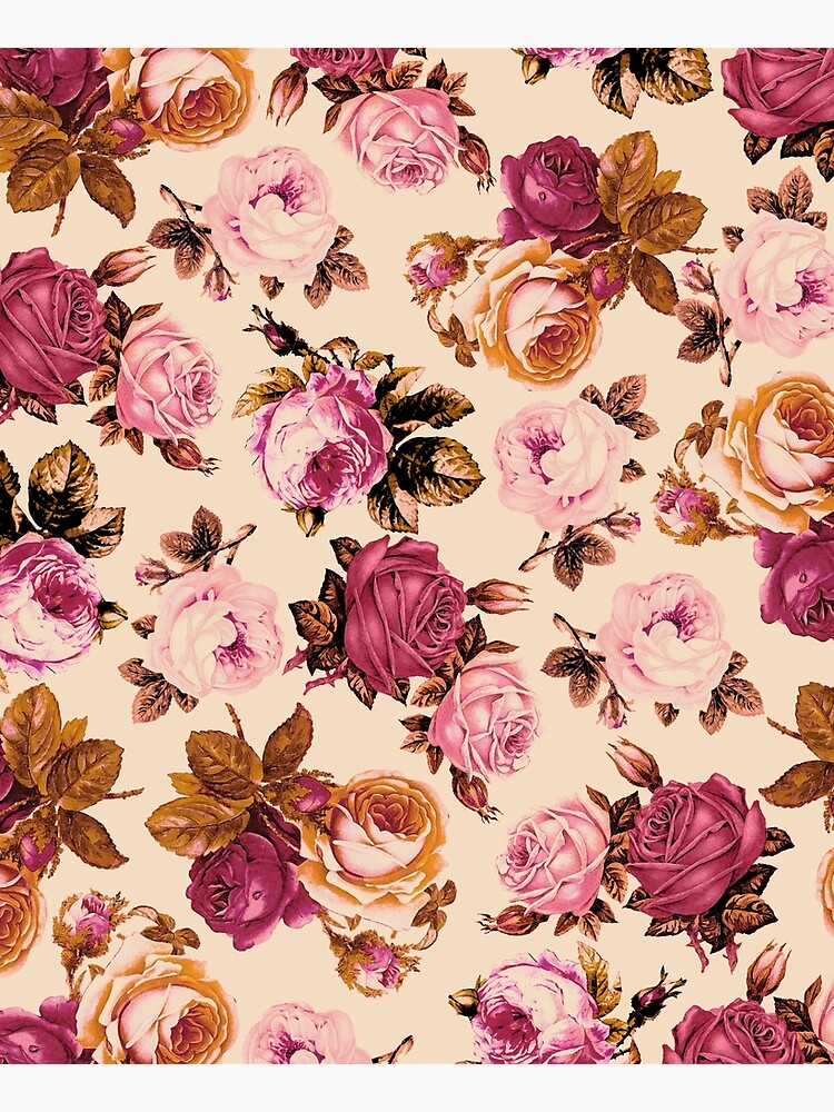Vintage Roses by Blue-Banana