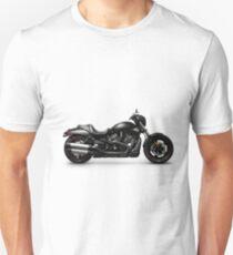 Harley Davidson VRSCD Night Rod Special motorbike T-shirt design Unisex T-Shirt
