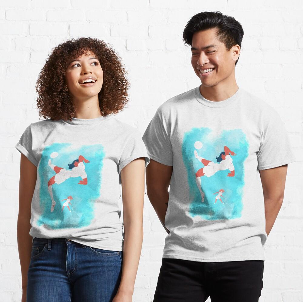 T-shirt classique «Footballeuses»