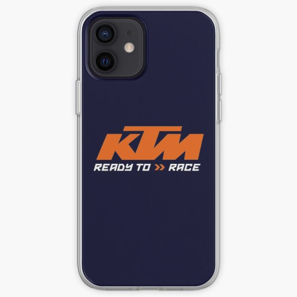 KTM REDBULL Coque souple iPhone