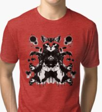 Bastille Kyle Inkblot Tri-blend T-Shirt