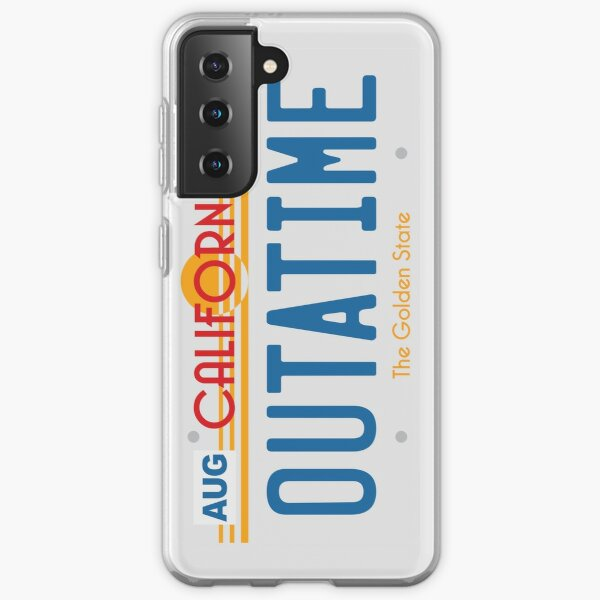 OUTATIME Samsung Galaxy Soft Case