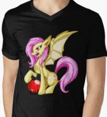 Flutterbat Men's V-Neck T-Shirt