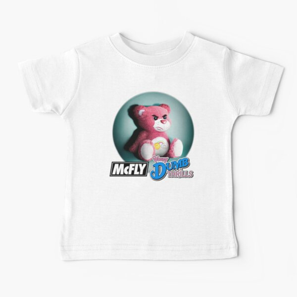 McFly Young Dumb Thrills Baby T-Shirt
