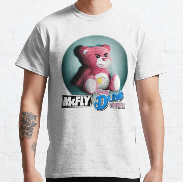 McFly Young Dumb Thrills Classic T-Shirt