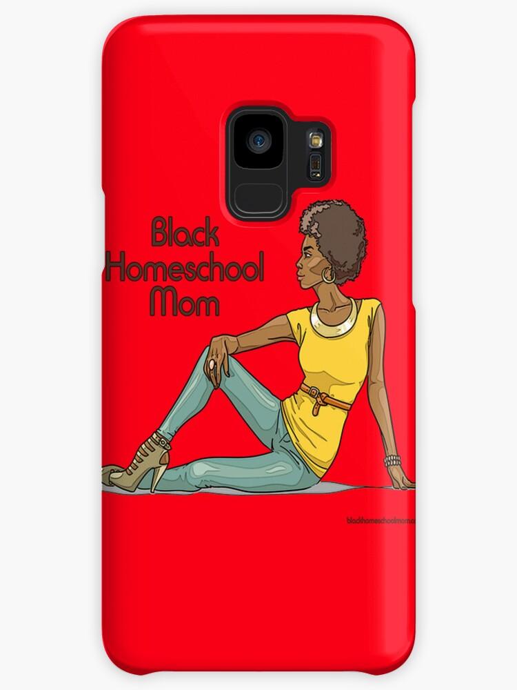 Black Homeschool Mom by kalaasante