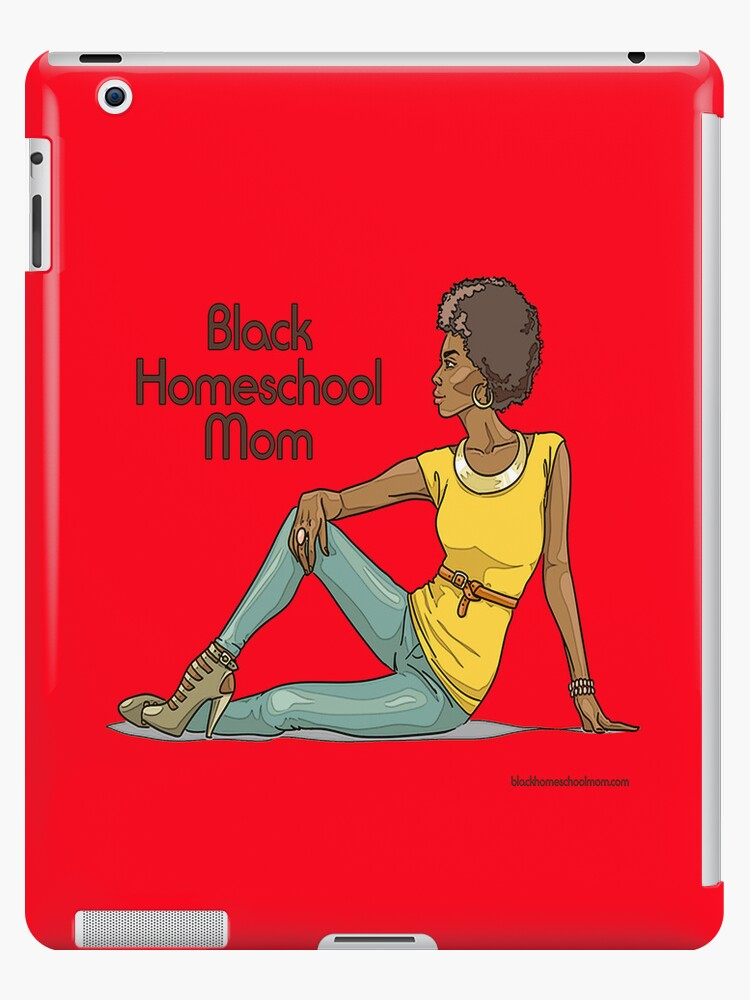 Black Homeschool Mom by kalaasante