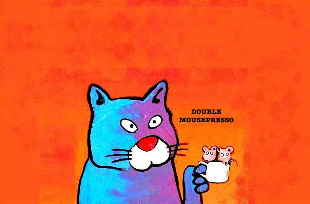 DOUBLE MOUSEPRESSO by paulvolker