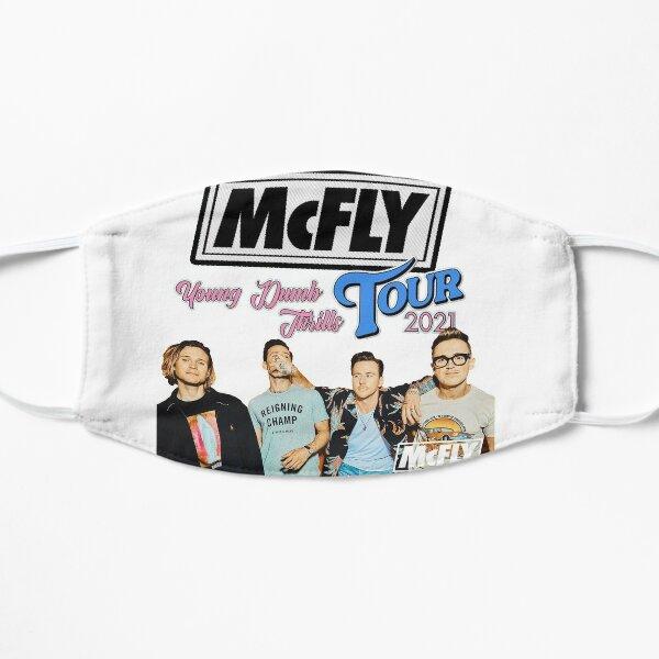 McFly Tour 2021 Flat Mask