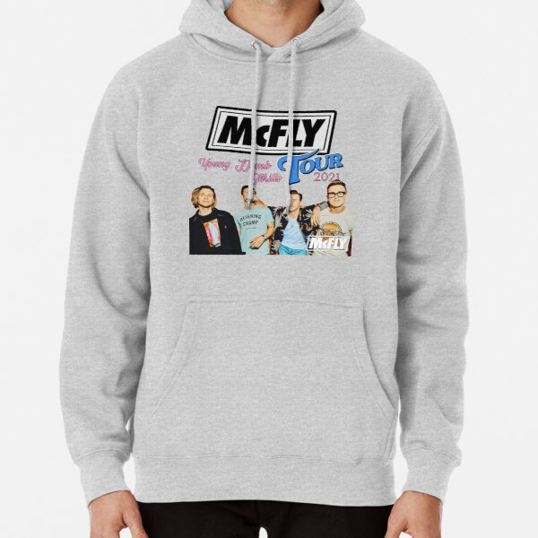 McFly Tour 2021 Pullover Hoodie