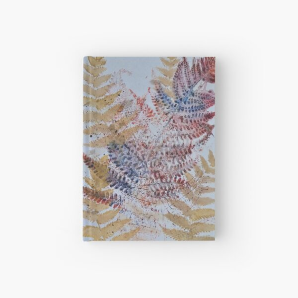 The Fernery Hardcover Journal
