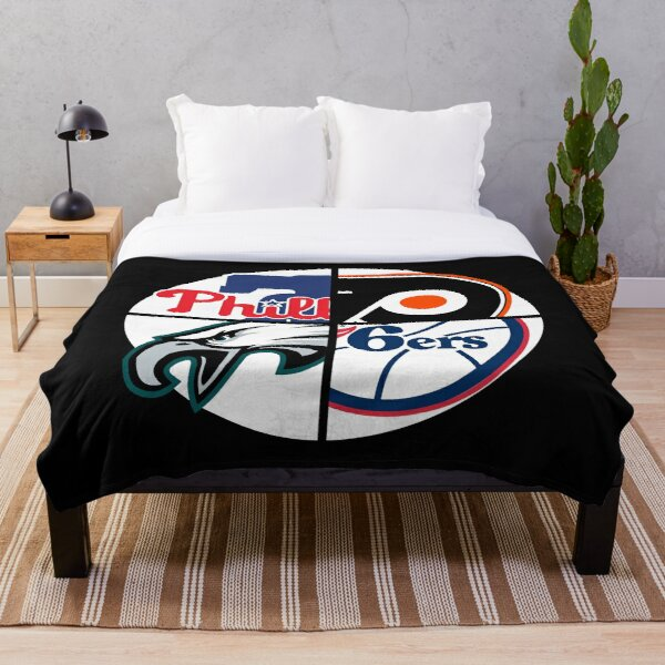 Philly Sports Throw Blanket