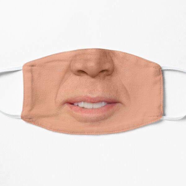 Nicolas Cage Mask Flat Mask