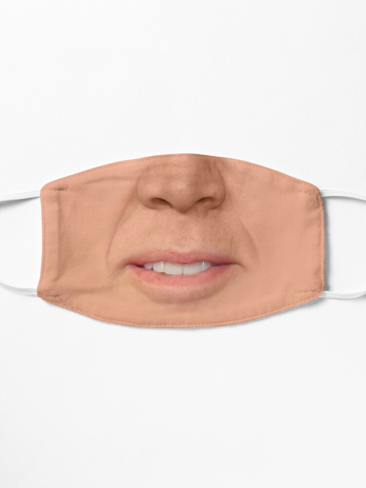 Alternate view of Nicolas Cage Mask Mask