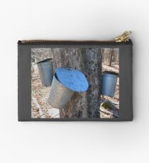 Signs Of Spring Studio Pouch
