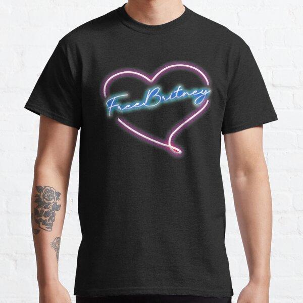 Britney gratuit T-shirt classique