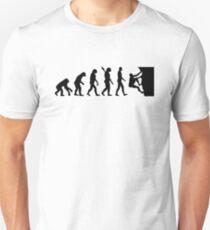 Evolution rock climbing T-Shirt