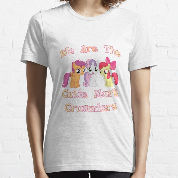 The Cutie Mark Crusaders Essential T-Shirt