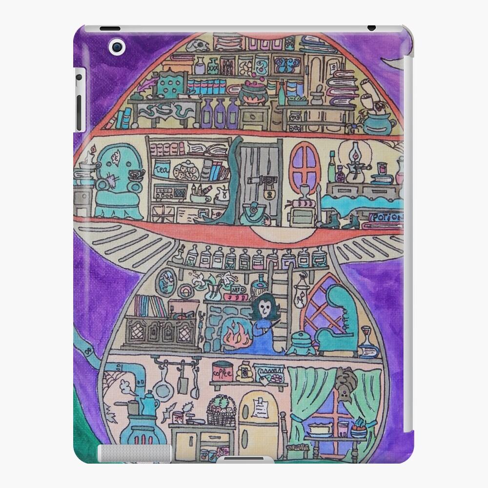 Magical Toadstool iPad Case & Skin
