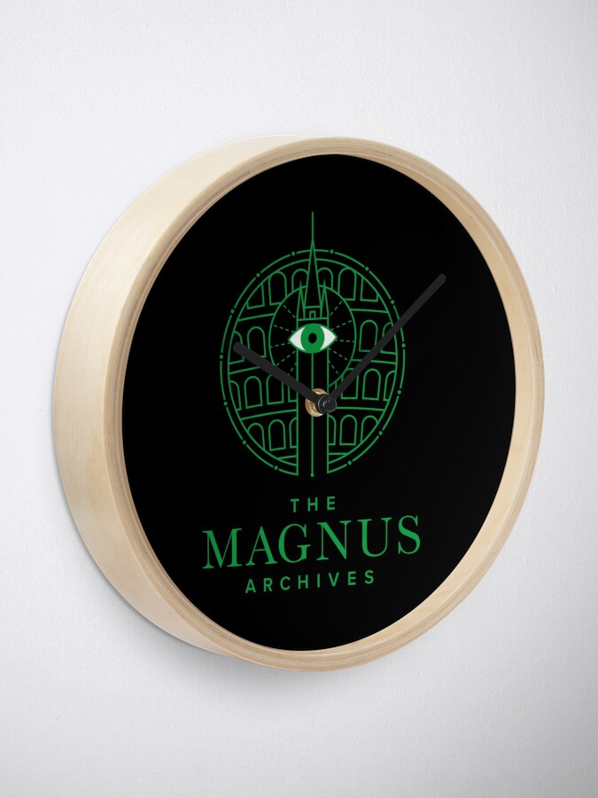 Alternate view of The Magnus Archives - Panopticon Clock