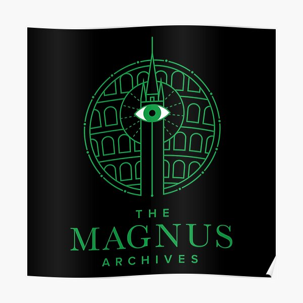 The Magnus Archives - Panopticon Poster