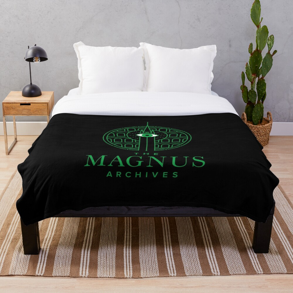The Magnus Archives - Panopticon Throw Blanket