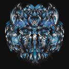 Blue Tiger by candelakis