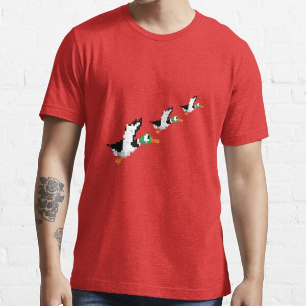 Nintendo Duck Hunt 8 bits «Trio» T-shirt essentiel