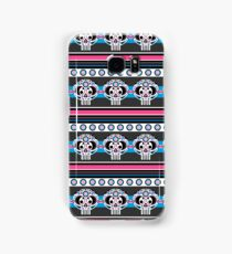 Mexican 'Day of the Dead' Skull Stripe Samsung Galaxy Case/Skin