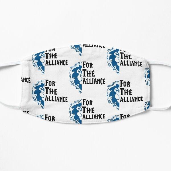 Für die Allianz wow! Flache Maske
