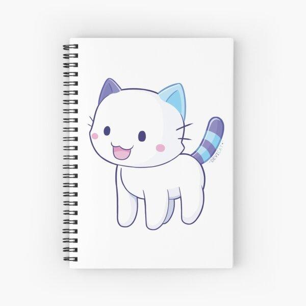 CandiCat - 2020 Spiral Notebook
