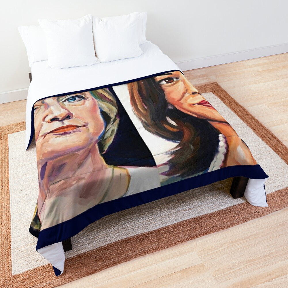 I'm WIth Her Comforter