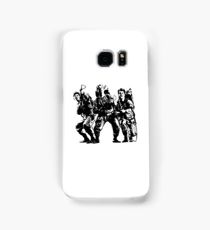 Ghostbusters Film Poster Silhouette Samsung Galaxy Case/Skin