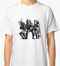 Ghostbusters Film Poster Silhouette Classic T-Shirt