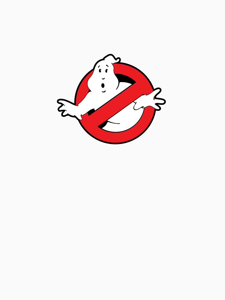 TShirtGifter presents: Original Ghostbusters Logo (in colour) | Unisex T-Shirt