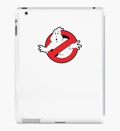 Original Ghostbusters Logo (in colour) iPad Case/Skin
