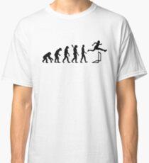 Evolution hurdles athlectics Classic T-Shirt