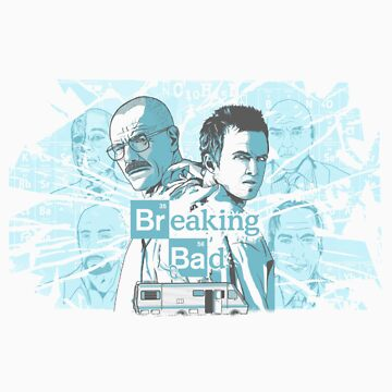 The Breaking Bad by KudoSai