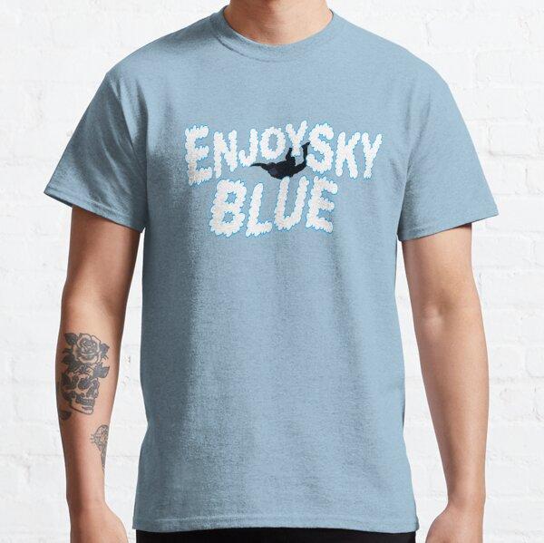 Enjoy Sky Blue Classic T-Shirt