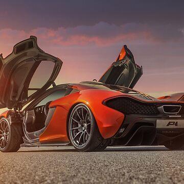 McLaren by aarkvisla00