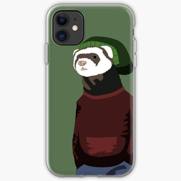 Street ferret iPhone Soft Case
