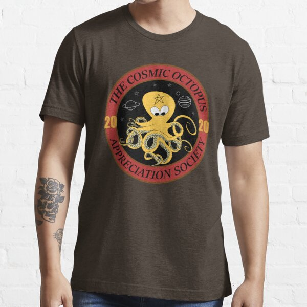 The Cosmic Octopus Essential T-Shirt