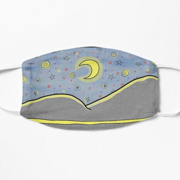 Starry Starry Night Flat Mask