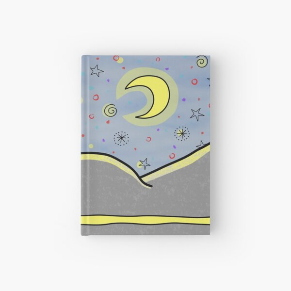Starry Starry Night Hardcover Journal