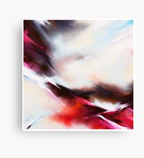 Storm Chaser poster Canvas Print